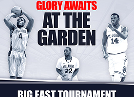 BIG EAST - 2014 Men's Tournament Ticket Campaign