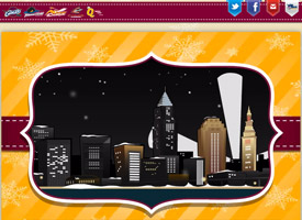 Cleveland Cavaliers - Holiday Card 2012