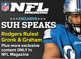 NFL Magazine Web Flash Banners