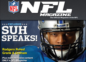NFL Magazine Eblasts