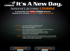 National Lacrosse Combine Site