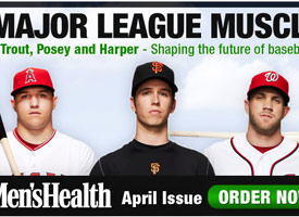 Men's Health MLB Emails
