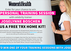 Women's Health - Boschen Promotion